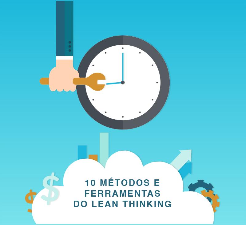 10 Métodos e Ferramentas do Lean Thinking