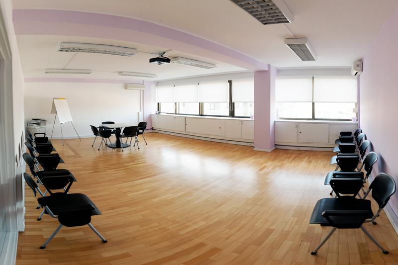 Sala de Formação para alugar no Porto