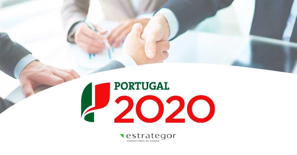 Resultados das candidaturas ao Portugal 2020
