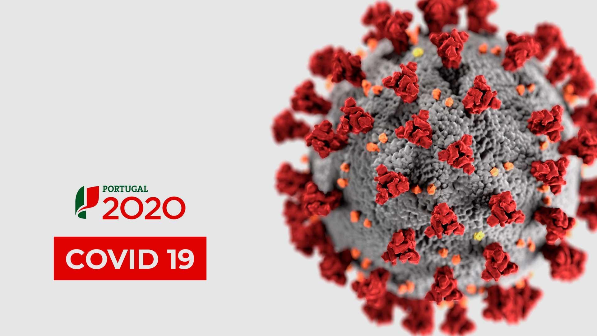 Portugal 2020   Apoios COVID-19