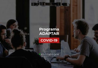 Sistema de incentivos ADAPTAR COVID-19